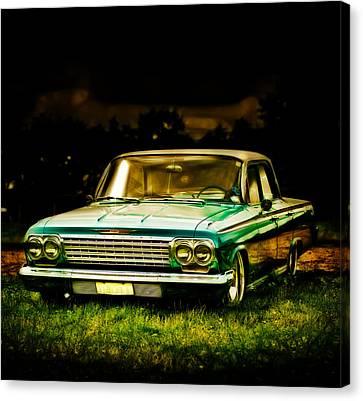 Chevrolet Impala Canvas Print by motography aka Phil Clark