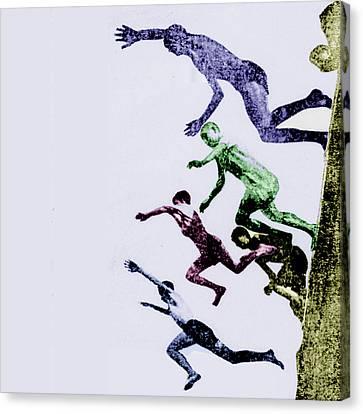 Childhood Canvas Print by Tony Rubino