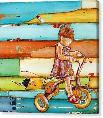 Child's Play Canvas Print by Danny Phillips