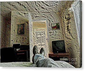 Chillin' Canvas Print by   FLJohnson Photography