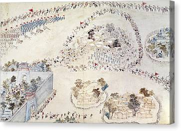 China Taiping Rebellion Canvas Print by Granger