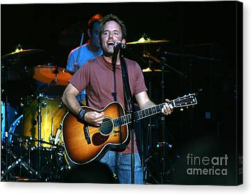 Chris Tomlin 8206 Canvas Print by Gary Gingrich Galleries