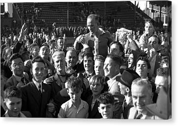 Christy Ring 1953 Canvas Print by Irish Photo Archive