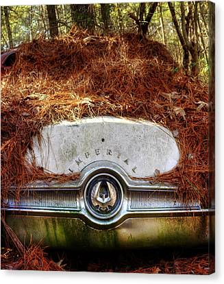 Chrysler Imperial Canvas Print by Greg Mimbs