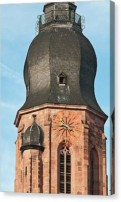 Church Of The Holy Ghost (spirit Canvas Print by Michael Defreitas
