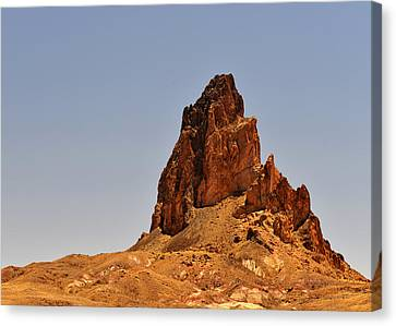 Church Rock Arizona - Stairway To Heaven Canvas Print by Christine Till