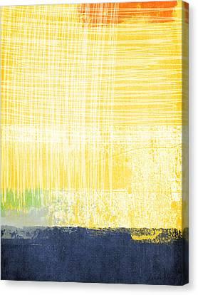 Circadian Canvas Print by Linda Woods