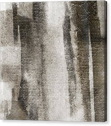 Civil Nightfall Canvas Print by Brett Pfister