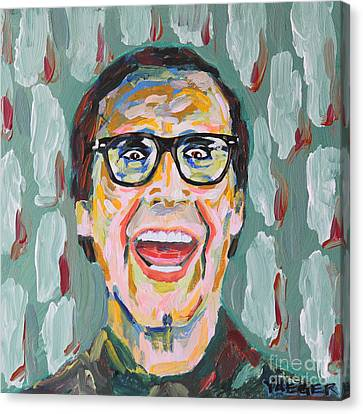 Clark W Griswold Canvas Print by Robert Yaeger
