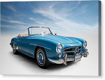 Class Of '59 Canvas Print by Douglas Pittman