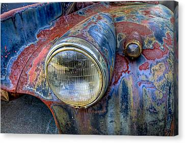 Classic Canvas Print by Debra and Dave Vanderlaan