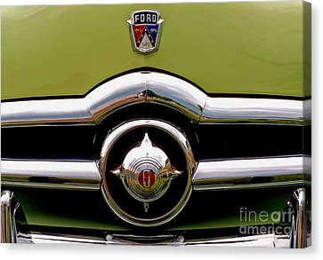 Classic Ford Canvas Print by Cyril Furlan