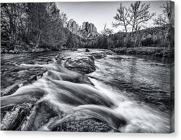 Classic Sedona Canvas Print by Darren  White