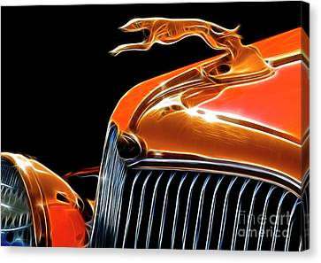 Classy Classic  Canvas Print by Bob Christopher