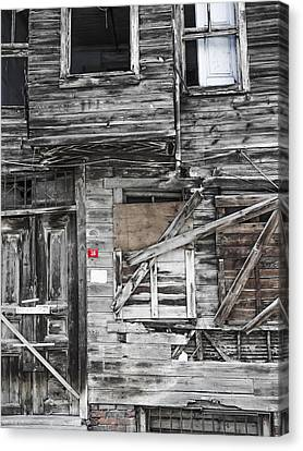 Closed No16 Canvas Print by Lutz Baar