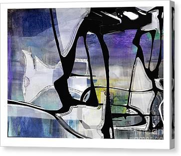 Clouds Canvas Print by Airton Sobreira