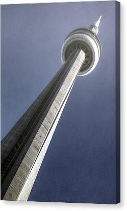 Cn Tower Canvas Print by Joana Kruse
