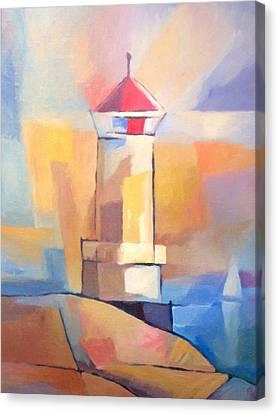 Coastguard Canvas Print by Lutz Baar
