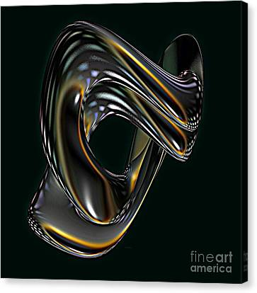 Cobra Canvas Print by Greg Moores