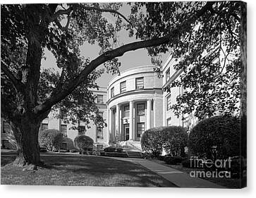 Coe College Greene Hall Canvas Print by University Icons