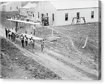 College Park Airfield Canvas Print by Library Of Congress