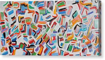 Www Radoslawzipper Com Canvas Print by Radoslaw Zipper