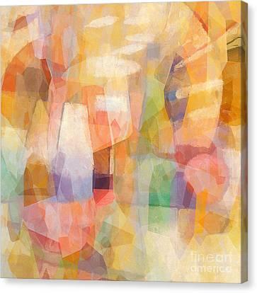 Colorbreak Canvas Print by Lutz Baar