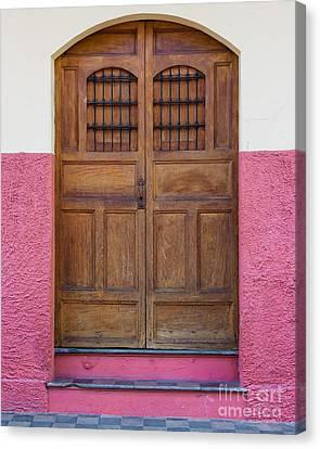 Colors Of Granada I Canvas Print by Christina Klausen
