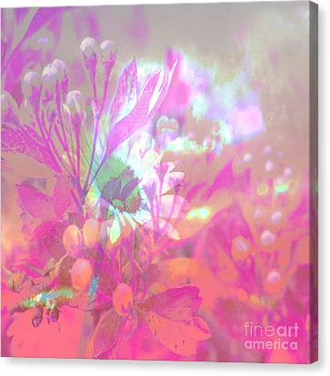 Colors Of Spring Canvas Print by Beverly Guilliams
