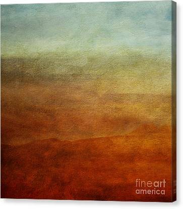 Colours Of The Fall Canvas Print by Priska Wettstein