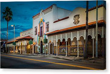 Columbia Canvas Print by Ybor Photography