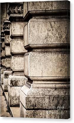 Columns Canvas Print by Elena Elisseeva