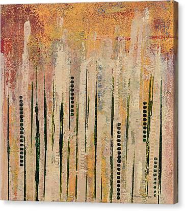 Columns Canvas Print by Moon Stumpp