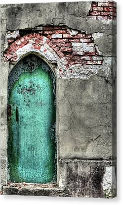 Come In Canvas Print by JC Findley