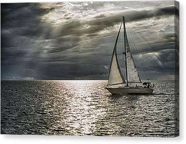 Come Sail Away Canvas Print by Michael White