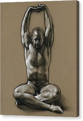 Comfort 2 Canvas Print by Chris  Lopez