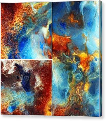 Composer Canvas Print by Tom Druin