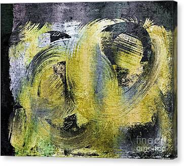 Composix - 271 Canvas Print by Variance Collections