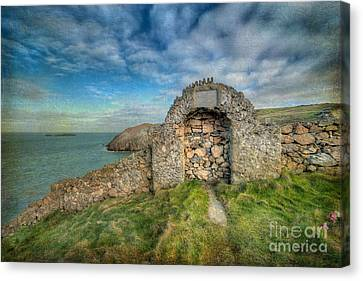 Consecrated 1535 Canvas Print by Adrian Evans