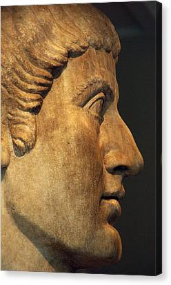 Constantine I, The Great 272-337. Roman Emperor Canvas Print by Bridgeman Images