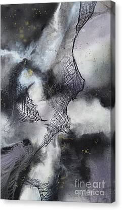 Constellation Canvas Print by Deborah Ronglien