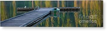 Contemplation Pano Canvas Print by Idaho Scenic Images Linda Lantzy