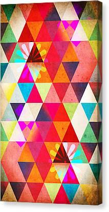 Contemporary 2 Canvas Print by Mark Ashkenazi