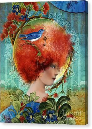 Cordelia Canvas Print by Aimee Stewart