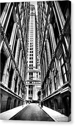 Corporatocracy Canvas Print by Az Jackson