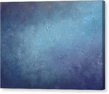 Cosmic Dust Canvas Print by Jeff Montgomery