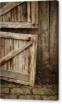 Country Charm Canvas Print by Amy Weiss
