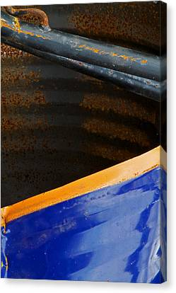 Cover Canvas Print by Odd Jeppesen
