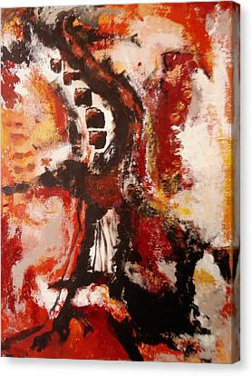 Creature Feature Canvas Print by Buck Buchheister