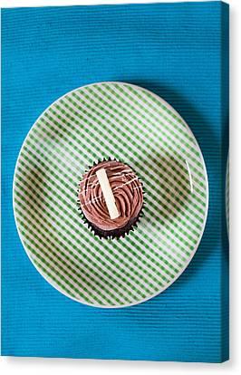 Cupcake  Canvas Print by Tom Gowanlock